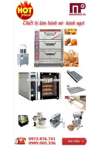 máy nướng bánh mỳ