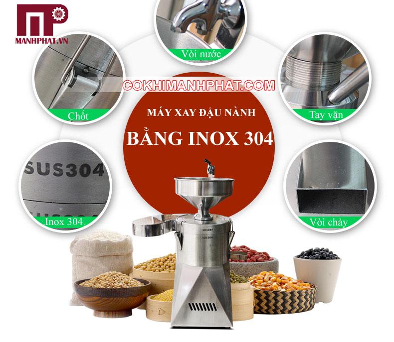 may-xay-dau-nanh-bang-inox 304