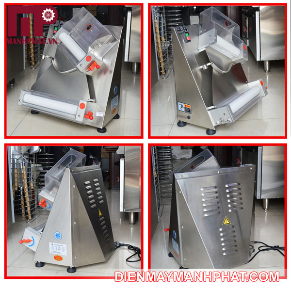 Máy làm đế pizza APD30