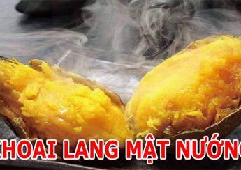 khoai lang nuong